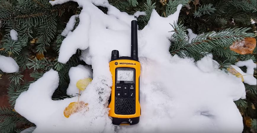 best walkie talkie for cruise ship