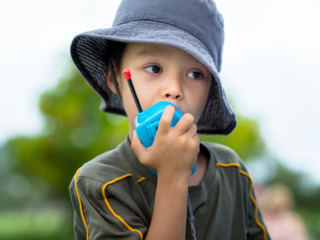 Best walkie talkie for 5 year old - Buyers guide 2019