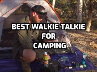 Best walkie talkie for camping- Buyers Guide 2019