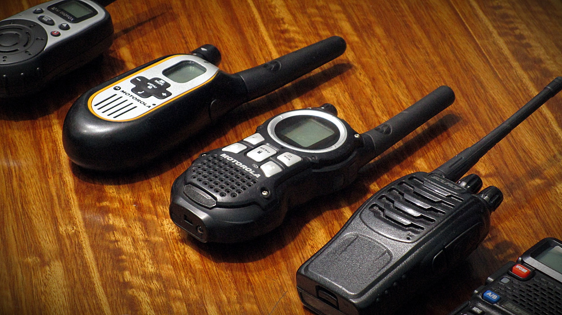 best 2 way radios for constructions